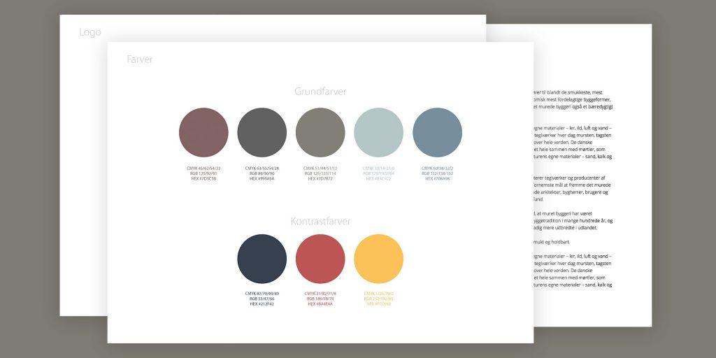 Designguide - Bygg i Tegel