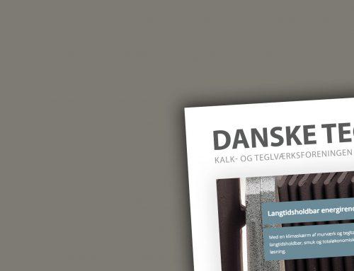 Kalk- og Teglværksforeningen af 1893 bliver til DANSKE TEGL