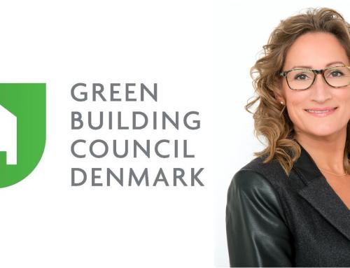 Green Building Council får nyt bestyrelsesmedlem fra byggebranchen