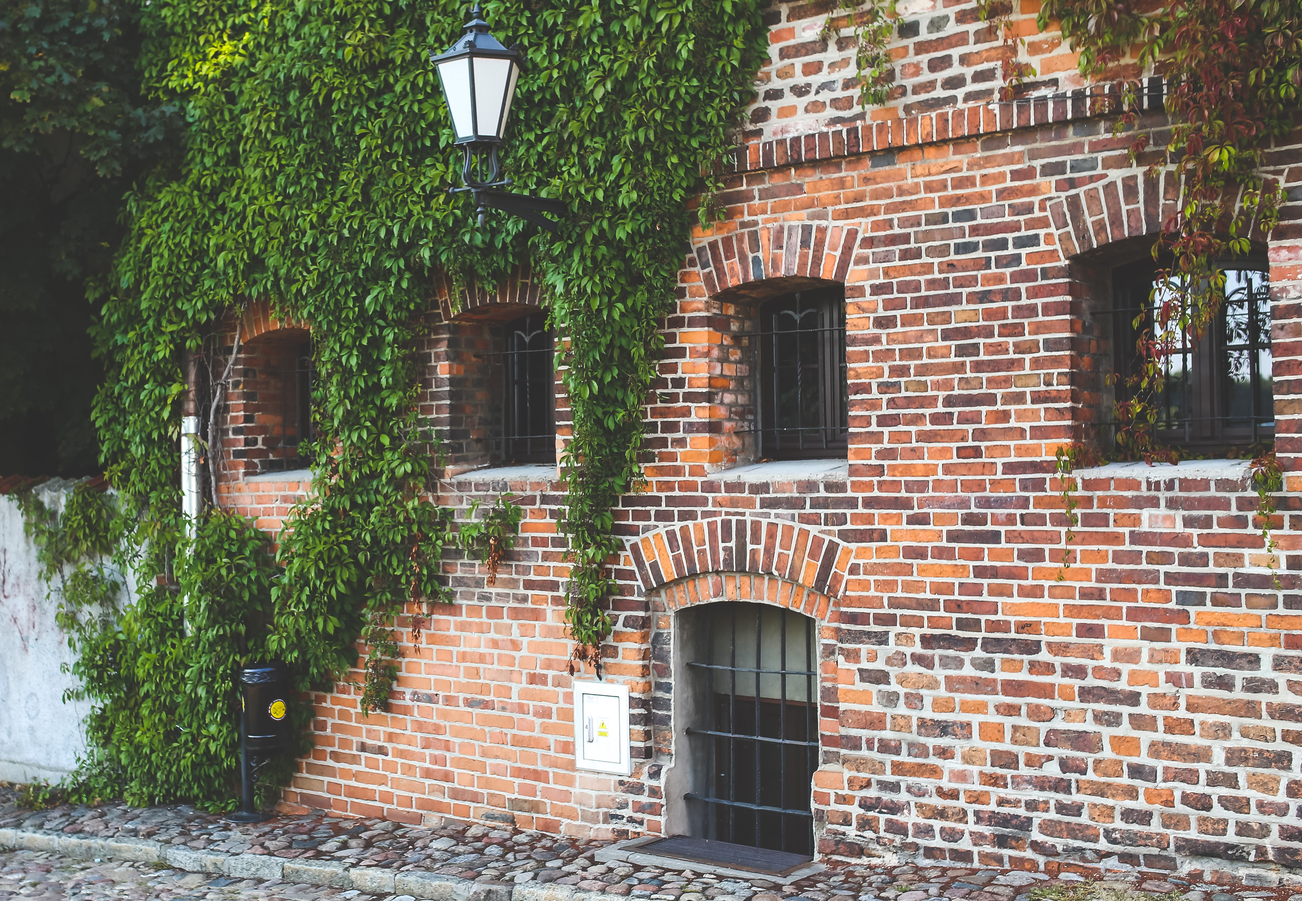 city-street-bricks-vintage