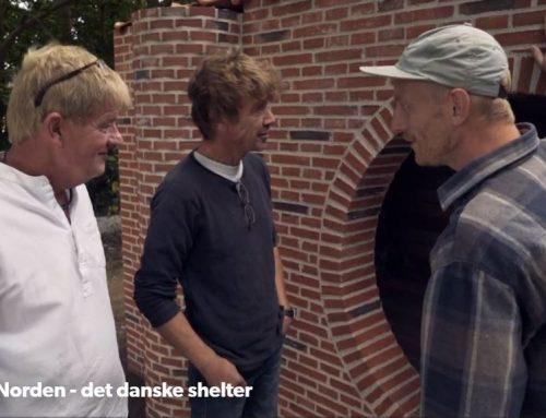 Byg et shelter i mursten