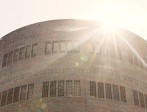 Bag om bygningen: Kender du til Trafiktårn Øst?