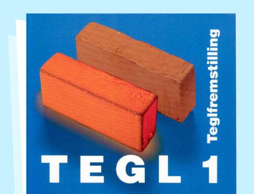 Fagbladet TEGL 1